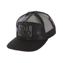 ANTI HERO RESERVE PATCH ALL MESH TRUCKER HAT