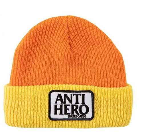 ANTIHERO REVERSE PATCH BEANIE