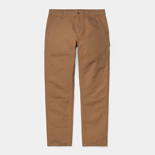 CARHARTT RUCK SINGLE KNEE PANT - HAMILTON BROWN