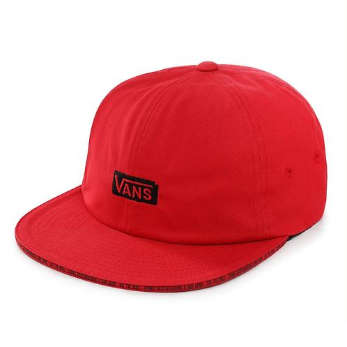 VANS X BAKER JOCKEY - RACING RED