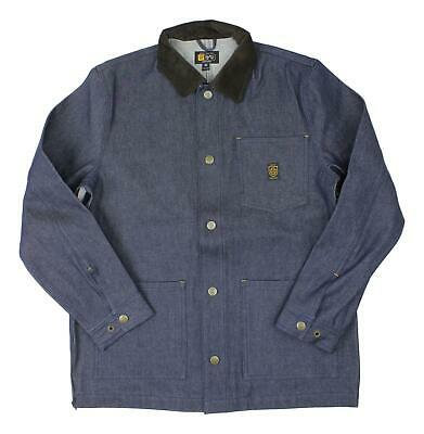 INDEPENDENT BRIXTON JACKET - YARD DENIM