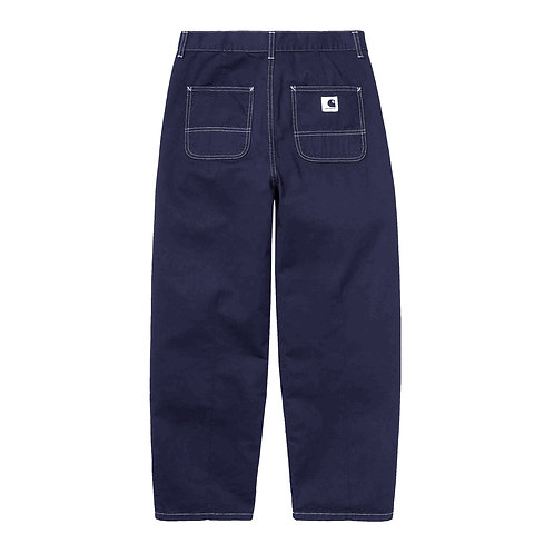 CARHARTT W' ARMANDA PANTJAY COTTON - BLUE DENIM