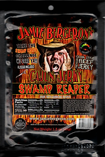 JB's SWAMP REAPER CAJUN JERKY