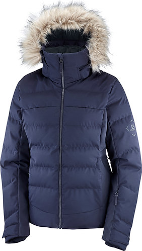 Salomon Stormcozy Jacket W Night Sky