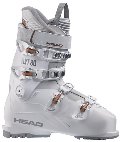 Head Edge LYT 80 W Ski Boot White/Copper