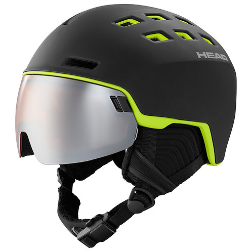 Head Radar Mens Helmet