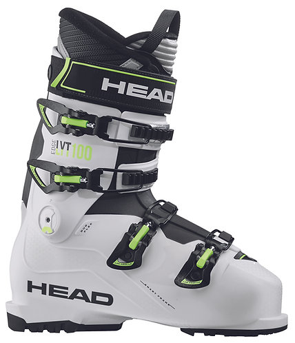 Head Edge LYT 100 Ski Boot White/Yellow