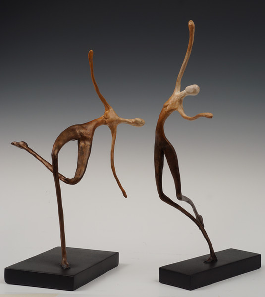 Small table sculptures