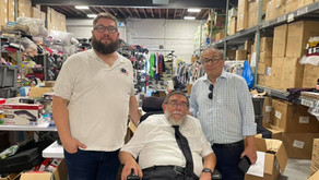 The Leon Mayer Fund & Kosher Response continues to help the community
