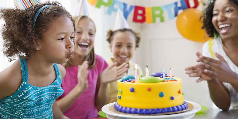 Birthday Party Package Special Of The Month