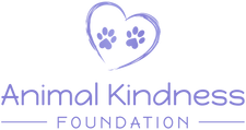 Animal Kindness Logo Purple Transparent.