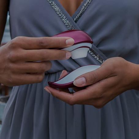 《一個人的甜點》- Womanizer Liberty 便携陰蒂吸啜器