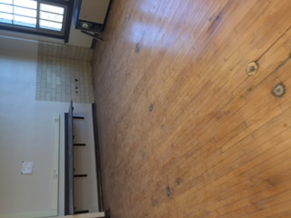 Dobbins HS Floor Care- Before