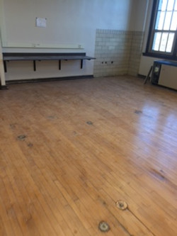 Dobbins HS Floor Care- Before