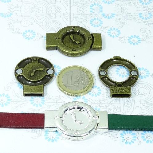 3 Cierres Magnéticos 37x25mm