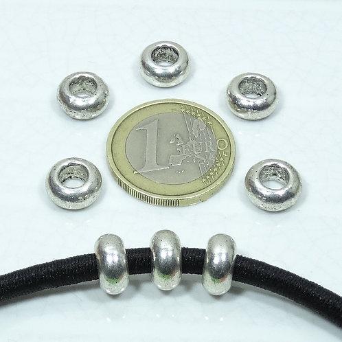 28 Tubos Lisos 10x5mm T560C - T347