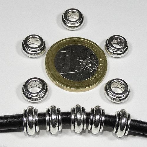 39 Tubos Gruesos 10x5mm T331
