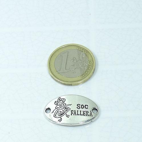 13 Chapas Para Pulsera 26x15mm T450A