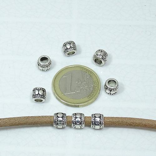 54 Tubos Para Cuero 7mm T18X