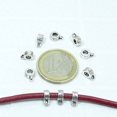 120 Enganches 7x3mm T611C