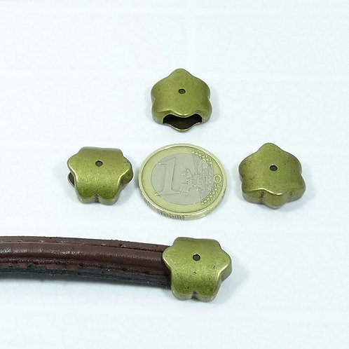 8 Hebillas Terminales 17mm T06A