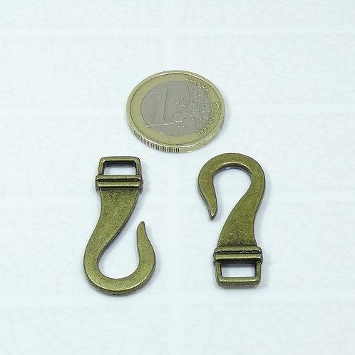 9 Cierres - Terminales 35x15mm T283