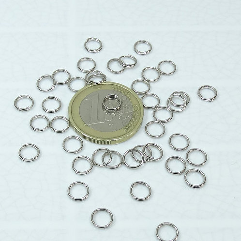 550 Anillas Dobles 6mm T277A