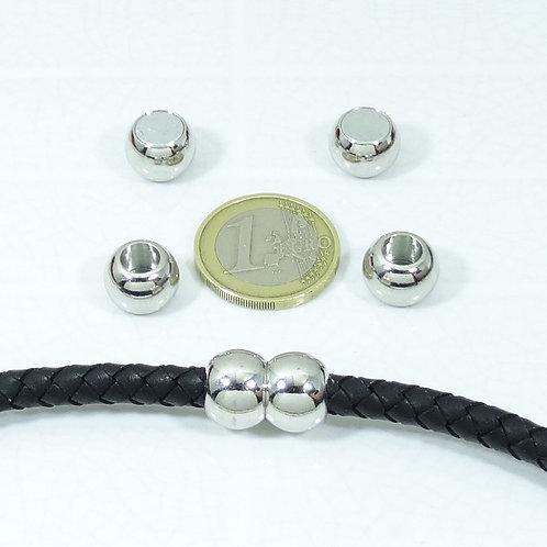 3 Cierres Magnéticos 17x12mm T302H