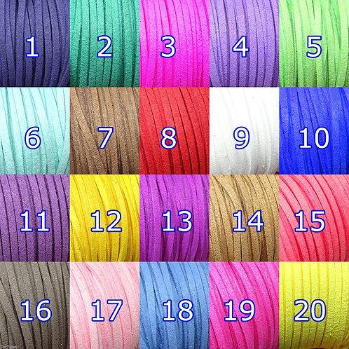 Bobina Antelina 3mm M821 (50 Colores a elegir)