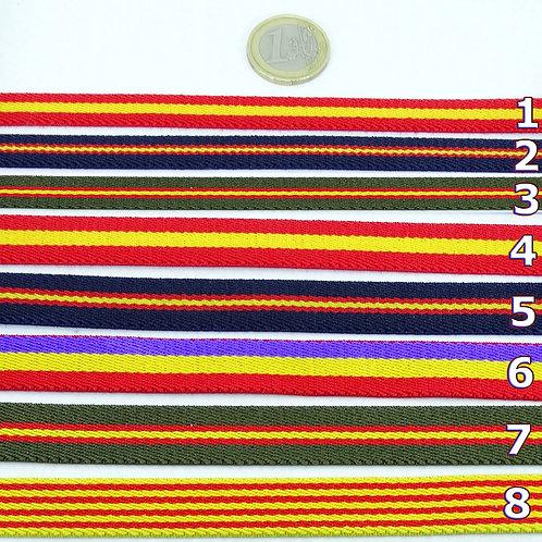 2,5 - 3 Metros Cordon Elastico Bandera