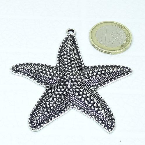 3 Colgantes Estrella de Mar 65mm M797