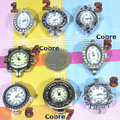 1 Caratula Esfera de Reloj Base