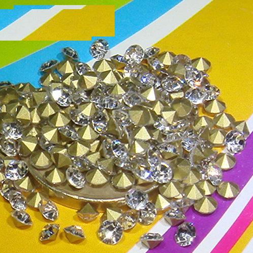 200 Cristales Zirconias 3,5mm T459