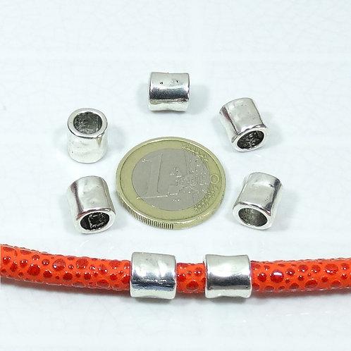24 Tubos Para Cordón 9mm T223X