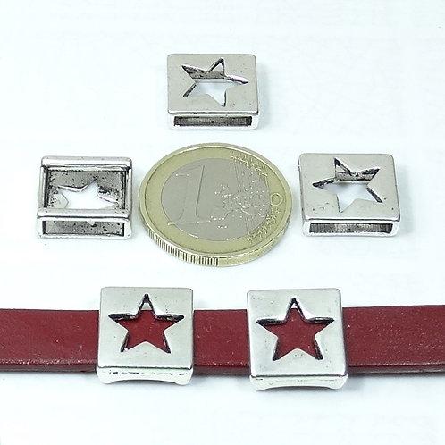 23 Hebillas Para Cuero Estrella 15mm T351
