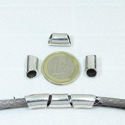 30 Tubos Lisos 14x8mm T85X