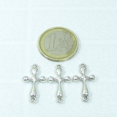 34 Cruces Doble Anilla 24x12mm T356X