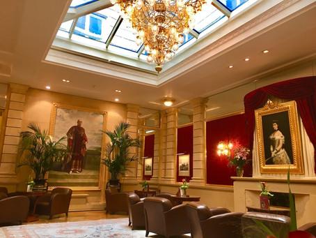 エリサベートの名を冠したウィーンのホテル