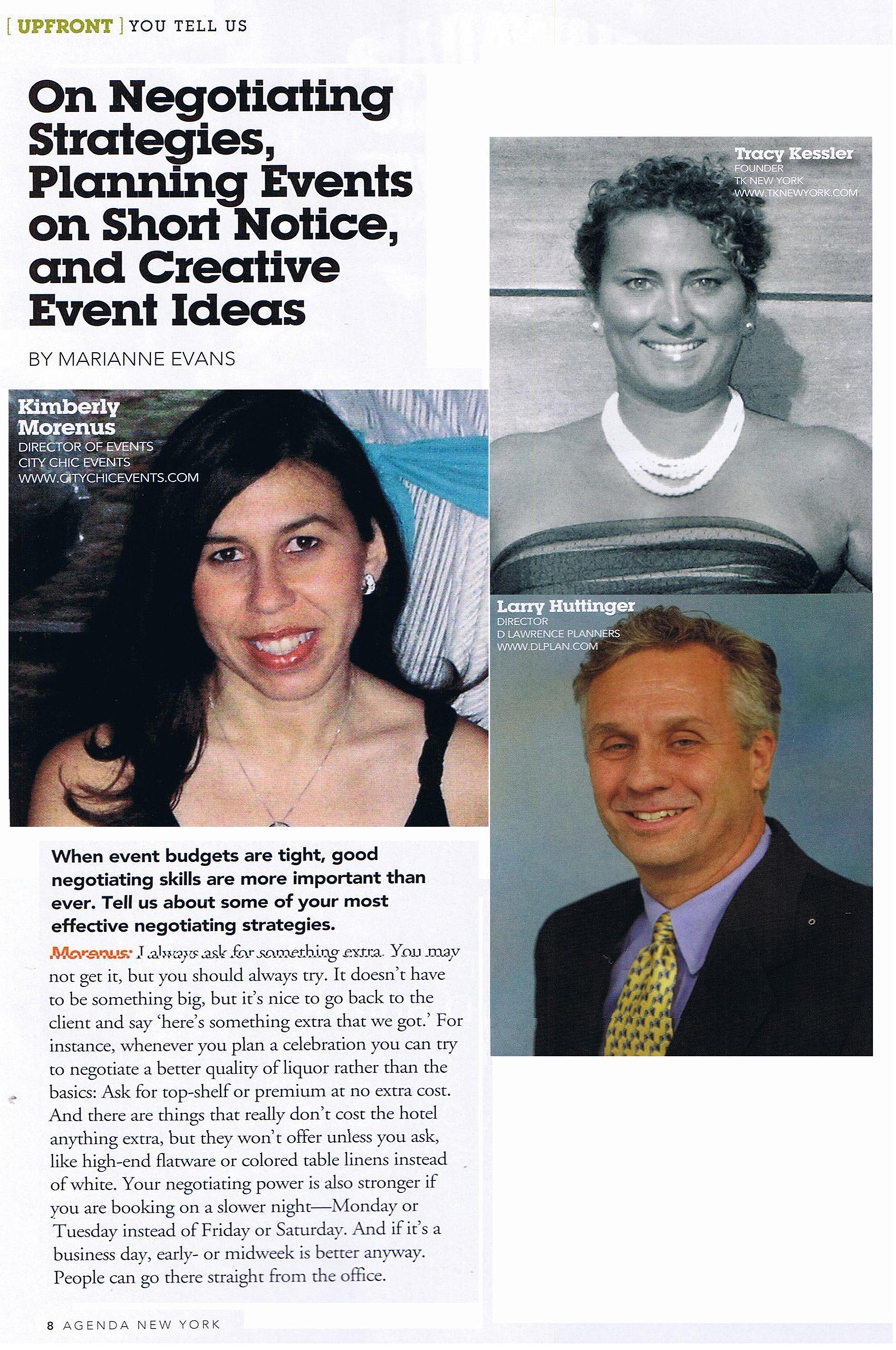 Agenda Magazine