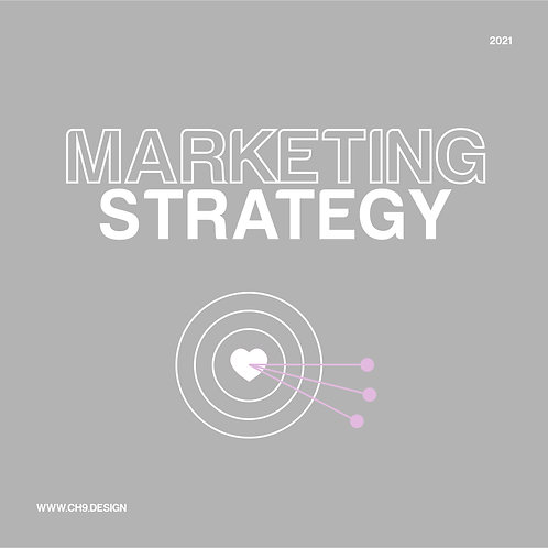 ​​​​​​​Digital Marketing Strategy Session