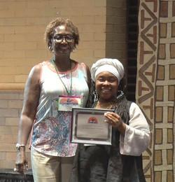 Dr. Fortman New Author Award