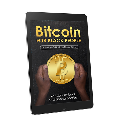 BITCOIN FOR BLACK PEOPLE Digital Book