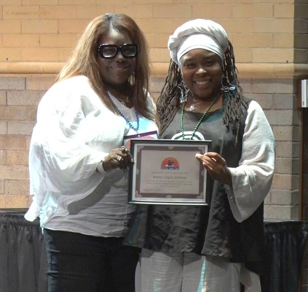 Bonnie New Author Award