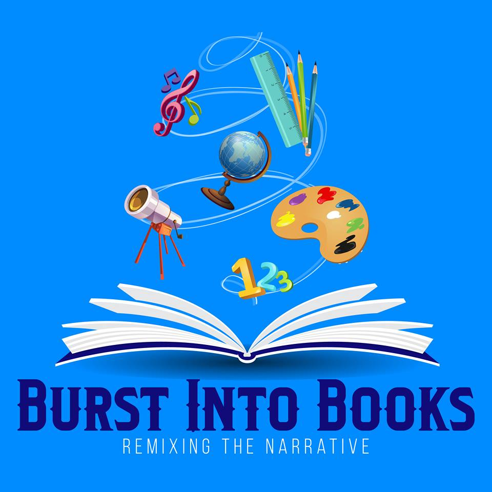 BURST INTO BOOKS