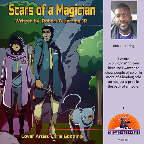 Scars of a Magician