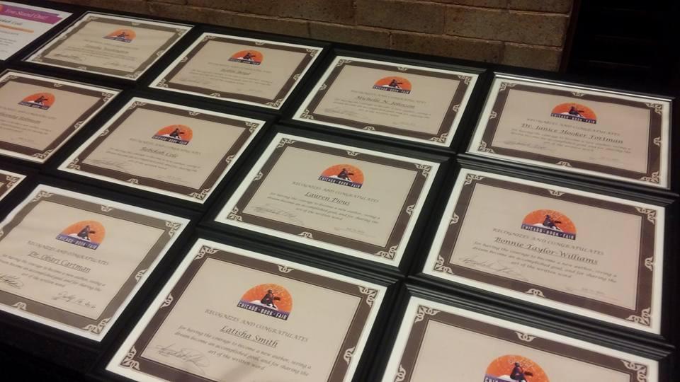 SCBF New Author Awards