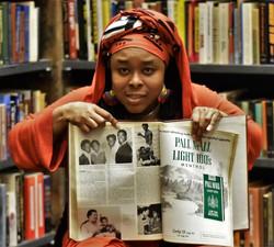 Asadah Reads thr Black Library