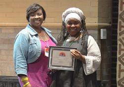 Michelle New Author Award