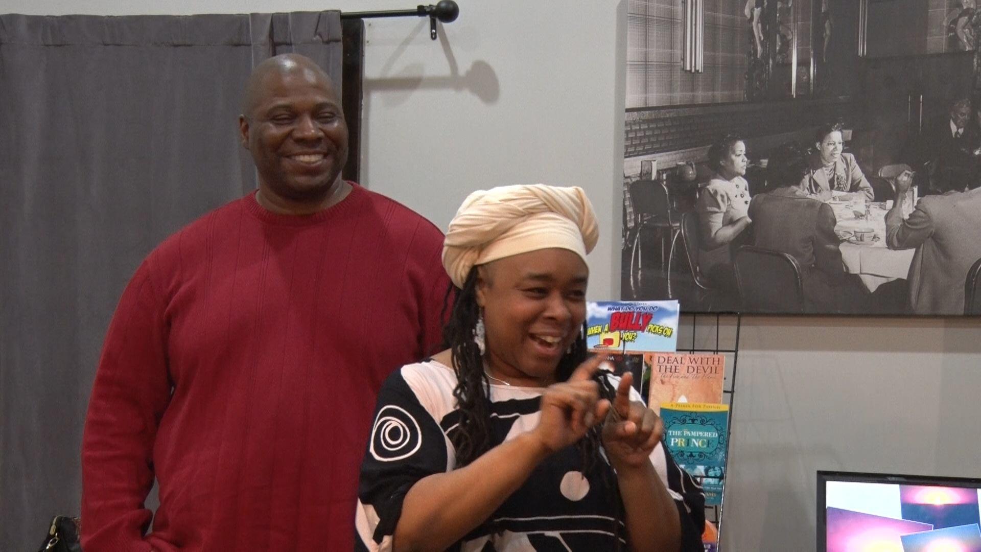 Black Authors Unite
