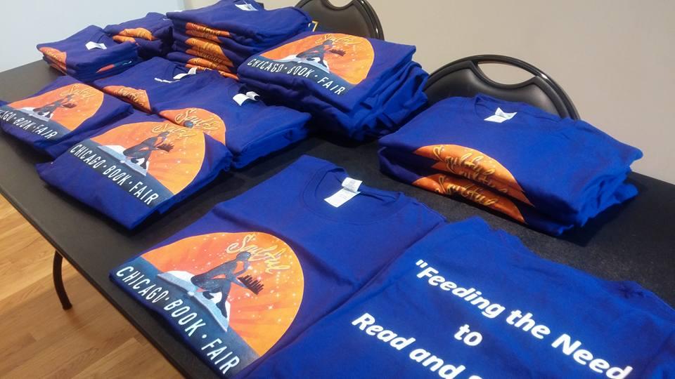 SCBF T-shirts